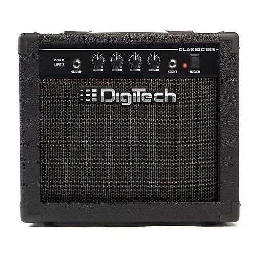 Digitech Bass Guitar Amplifier Reverb