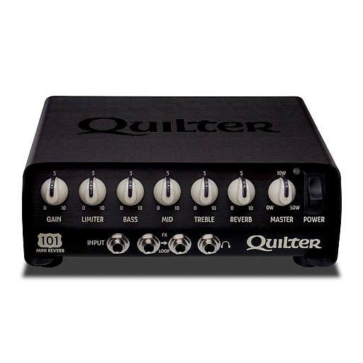 New! Quilter Mini Reverb Guitar Head