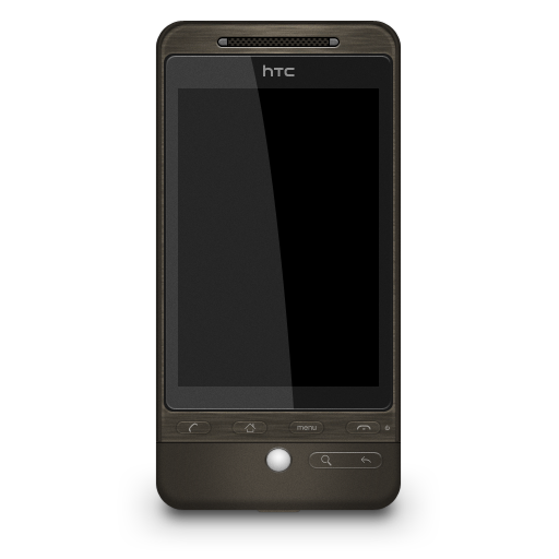 Htc Hero Brown Icon