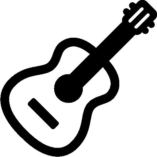 Music Guitar Icon Windows Iconset