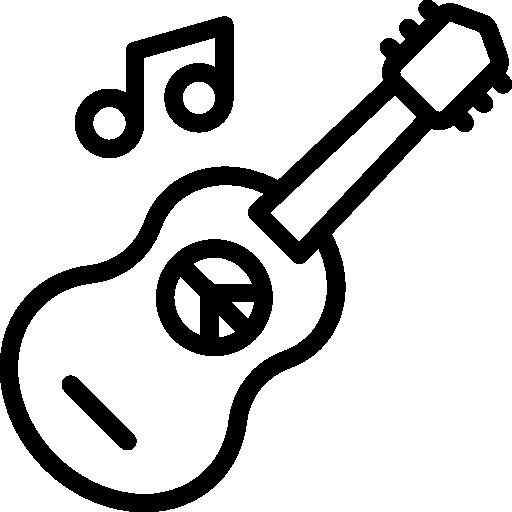 Guitar, Slash, Music, Rock, Guitar Hero Icon