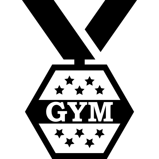 Gymnastics Medal Variant Icons Free Download