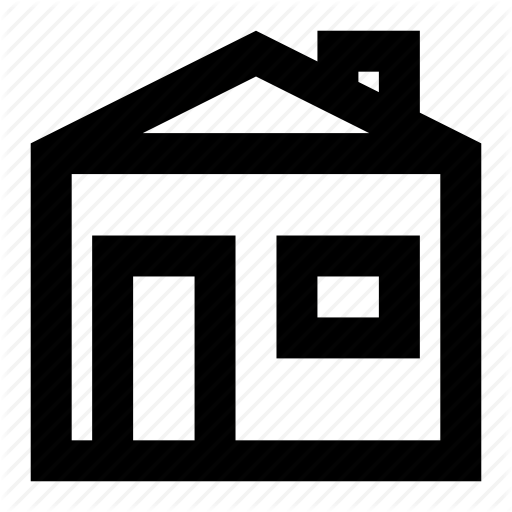 Habitat, Home, House, Residence Icon