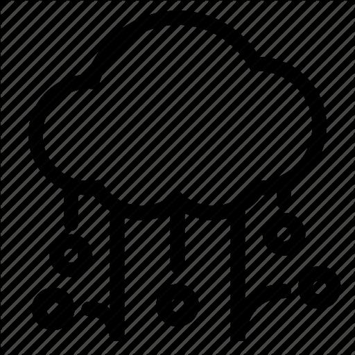 Cloud, Cloudy, Hail, Hail Storm, Hailing, Hailstorm, Storm Icon