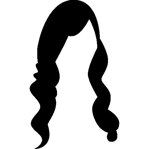 Long Hair Icon