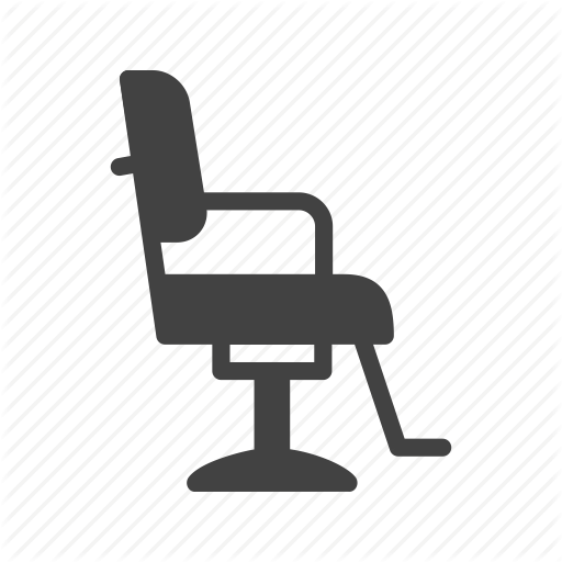 Barber Chair Vector Png Barber Icon Png Pixshark Images Galleries