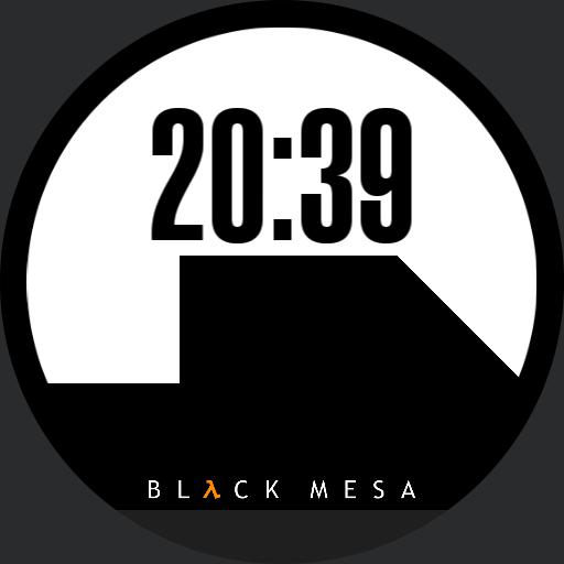 Black Mesa For Moto