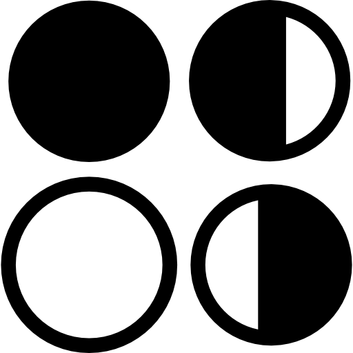 Moons Icons Free Download