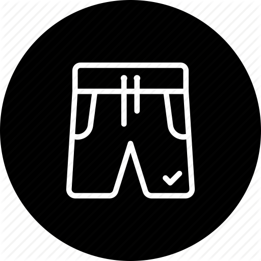 Boxer, Cloth, Fashion, Half, Pants, Shorts, Wear Icon