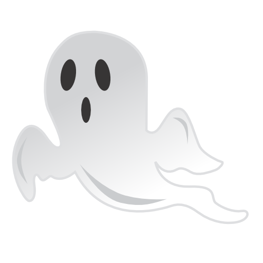 Ghost Icon Halloween Iconset Css Creme