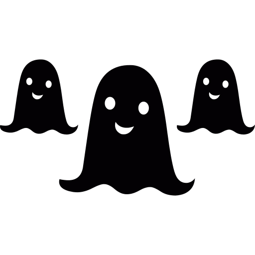 Halloween Ghosts Png Icon