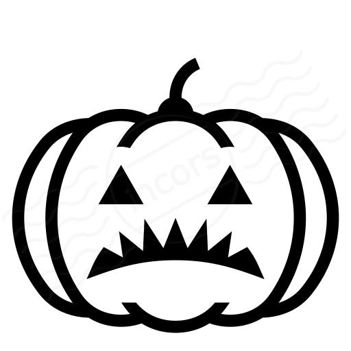 Iconexperience I Collection Pumpkin Halloween Icon