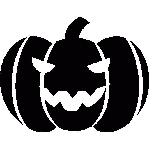 Pumpkin Of Halloween Icons Free Download