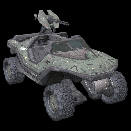 Halo Warthog Icon