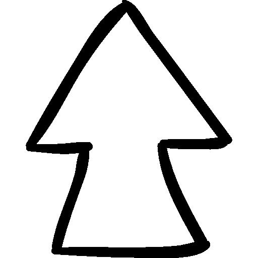 Arrows Hand Drawn Arrows Icon