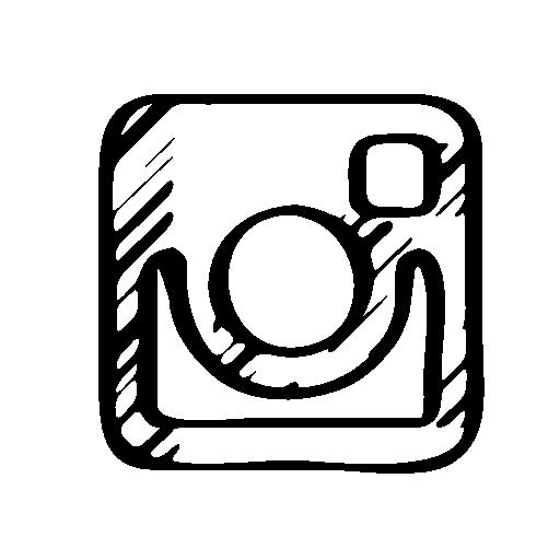 Instagram Sketch Logo Png Images