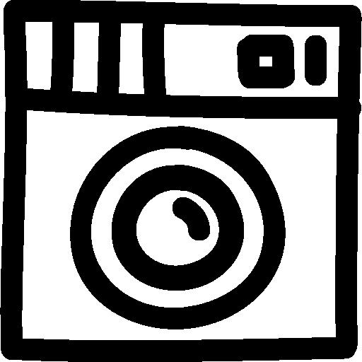 Instagram Hand Drawn Logo Icons Free Download