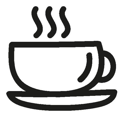 Mug Coffee Hand Drawn Symbol Free Vector Icons Designed