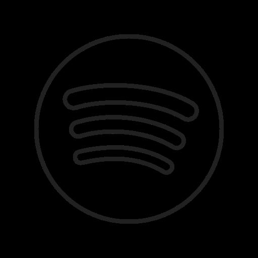 Spotify Vector Social Media Transparent Png Clipart Free