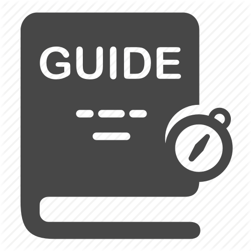 Book, Guide Book, Handbook, Location, Map, Navigation, Traveler Icon