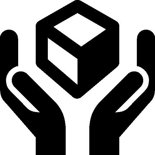 Ecommerce Handle With Care Icon Windows Iconset