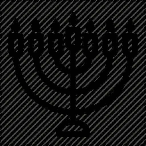 Chanukah, Hanukkah, Israel, Jewish, Menorah, Religious Icon