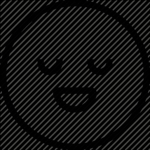 Emoji, Happiness, Happy, Smile, Smiley Icon