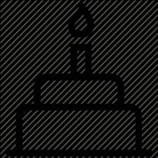 Anniversary Cake, Birthday Cake, Cake, Celebration Cake, Dessert