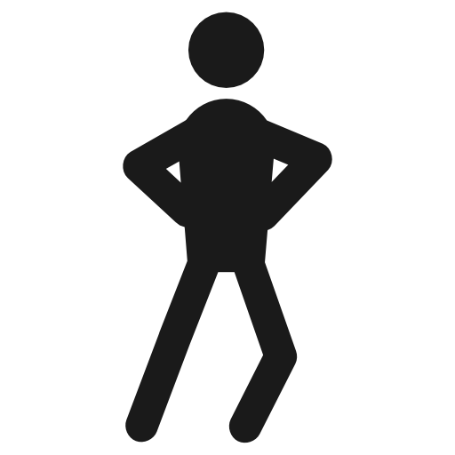 Human, Behaviour, Man, Happy, Fun, Dance Icon Free Of Human