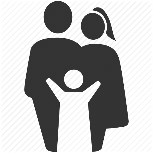 Happy Family Icon Png Png Image