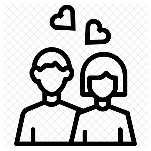 Couple Icon Transparent Png Clipart Free Download