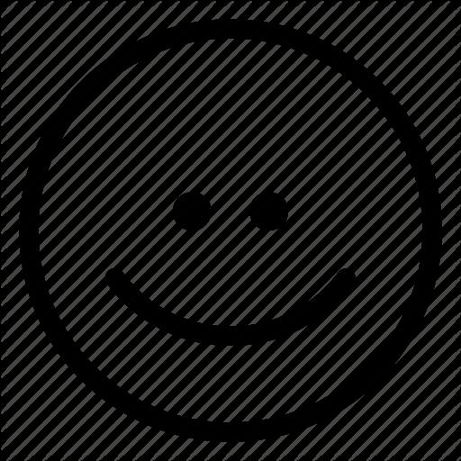 Emoji, Happy Icon