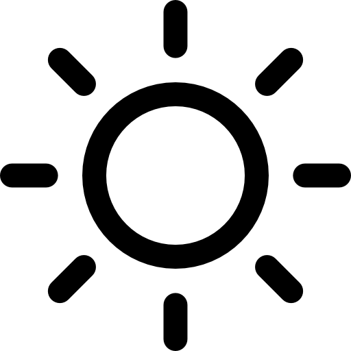 Sunny Day Icons Free Download