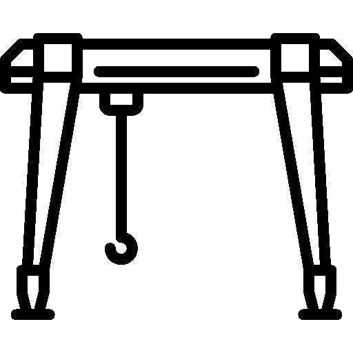 Harbor Crane Icons Free Download
