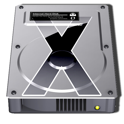 Hard Disk Icon Mac