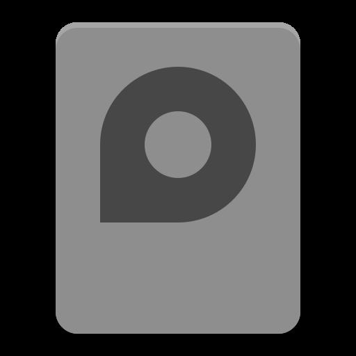 Drive Harddisk Icon Papirus Devices Iconset Papirus