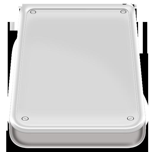 Hard Disk Internal Icon Nod Iconset Rimshotdesign