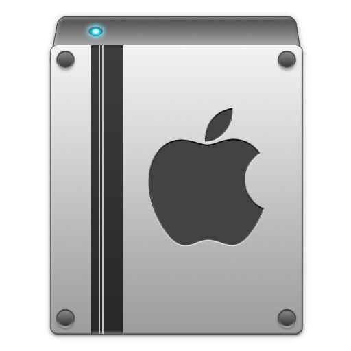Apple Drive Icon Free Search Download As Png