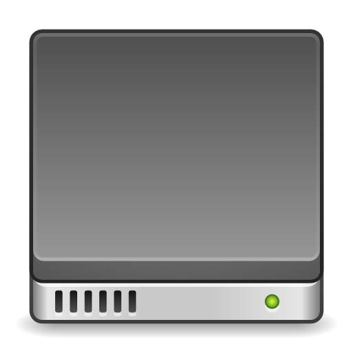 Harddrive Icon Free Of Matrilineare Icons