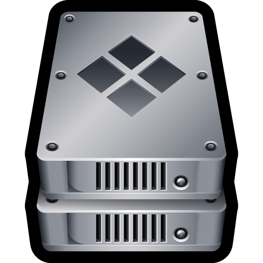Disk Drives Icon