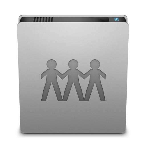 Hard Drive Server Icon