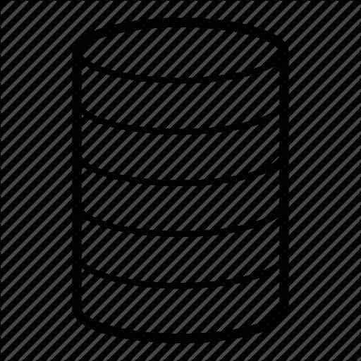 Data, Data Base, Database, Hard Drive, Harddrive, Index, Storage Icon