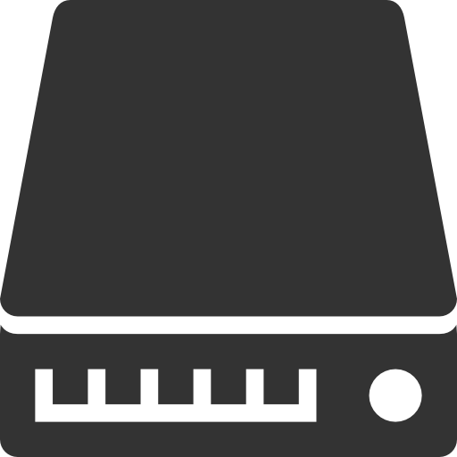 Hard Drive Icon Free Icons Download