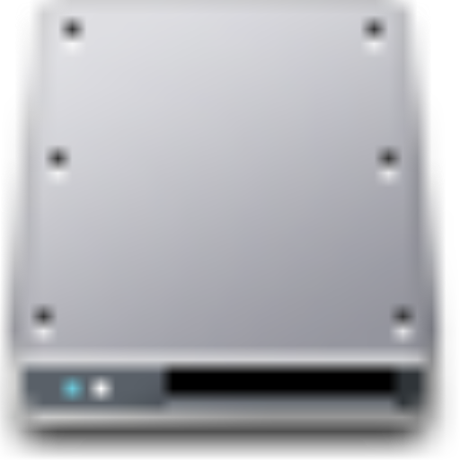 Disk, Hard Drive Icon