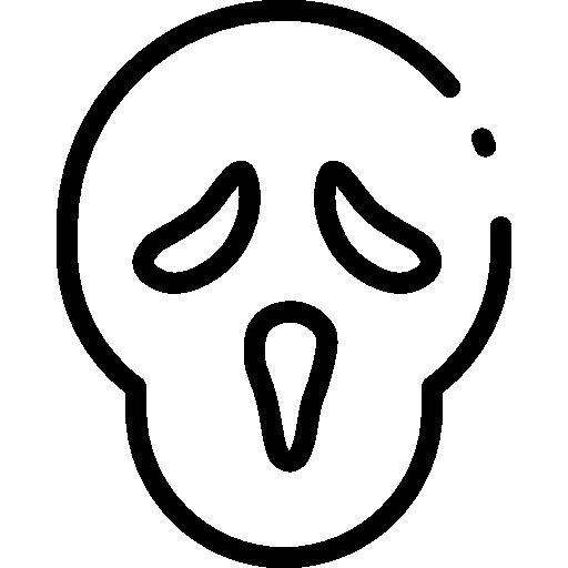 Scream, Halloween Icon