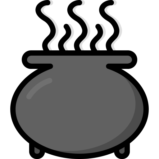 Harry, Potter, Cauldron Icon Free Of Harry Potter Colour Collection