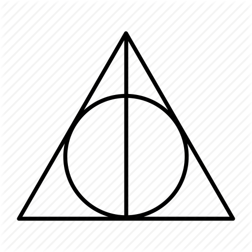 Collection, Deathly Hallows, Final, Harry Potter Icon