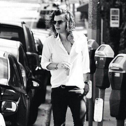 Oh Boy! Harry Styles Style