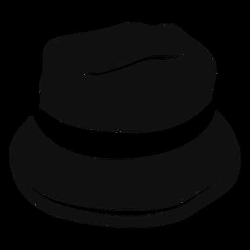 Bucket Hat Flat Icon