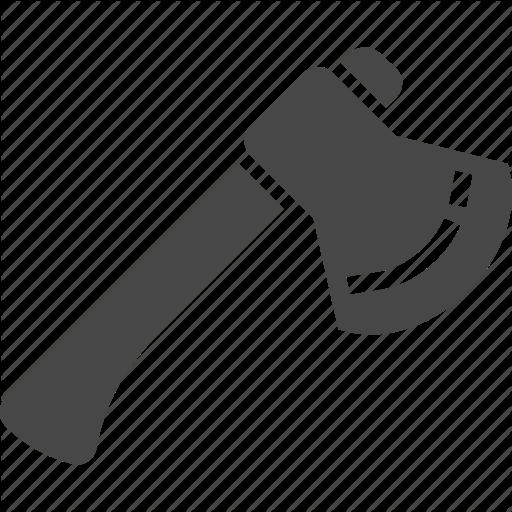 Axe, Hatchet, Tool Icon